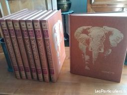 collection compl�te hachette les animaux - 8 tom sport loisirs et culture collection vend�e