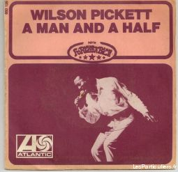 wilson pickett a man and a half sport loisirs et culture dvd cd livre yvelines