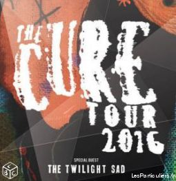 2 places concert paris the cure 15 novembre 2016 sport loisirs et culture billetterie loire-atlantique