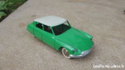 dinky toys ancien citroën ds 19 # 24c sport loisirs et culture collection calvados
