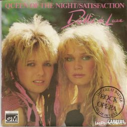 dollie de luxe queen of the night / satisfaction sport loisirs et culture dvd cd livre yvelines