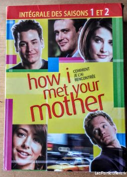 2 saisons de how i met your mother sport loisirs et culture dvd cd livre gard