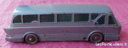 bus miniature leyland royal tiger coach n° 40 sport loisirs et culture collection tarn-et-garonne