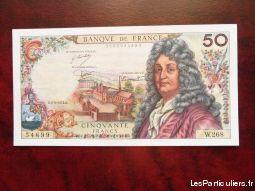 50 francs racine 1975 sup sport loisirs et culture collection tarn