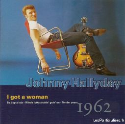 johnny hallyday i got a woman vol 2 sport loisirs et culture dvd cd livre yvelines