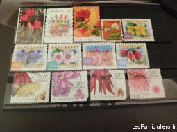 lot de timbres n°2 sport loisirs et culture collection seine-maritime