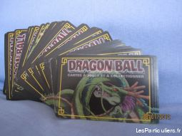carte dragon ball z sport loisirs et culture collection nord