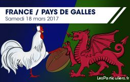 billet france-galles tournoi des 6 nations sport loisirs et culture billetterie landes