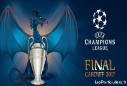 billets uefa champions league final 2017 - cardiff sport loisirs et culture billetterie seine-saint-denis