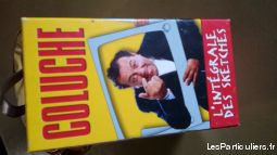 k7 vhs coluche sport loisirs et culture collection gironde