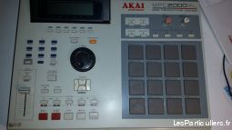 akai mpc 2000xl midi production center sport loisirs et culture instruments de musique marne