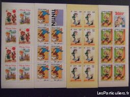 lot de carnet** bd sport loisirs et culture collection var