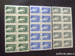 lot france neuf** 30 timbres sport loisirs et culture collection var
