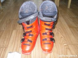 Chaussures  de ski salomon pointure 38/39