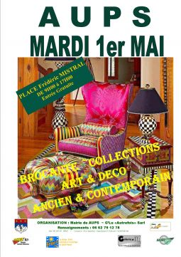 brocante collection art deco sport loisirs et culture evenement var