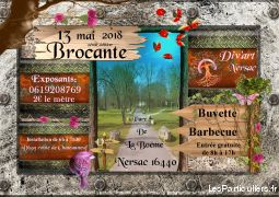 brocante sport loisirs et culture evenement charente