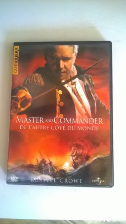 dvd master and commander sport loisirs et culture dvd cd livre moselle