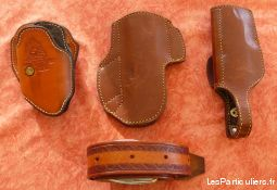 Holsters cuir pour SIG P226