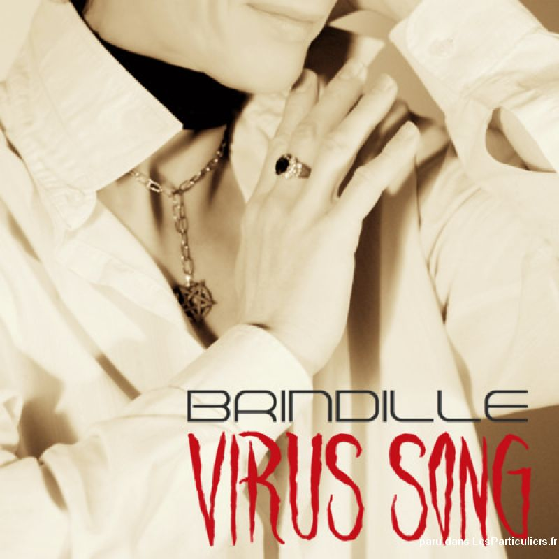 VIRUS SONG nouvelle chanson de  BRINDILLE Sport Loisirs et Culture Evenement Paris