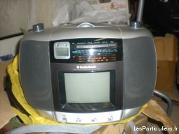 poste radio cd tv high tech image son hifi son seine-saint-denis