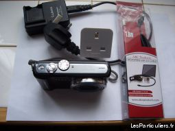 appareil photo numerique panasonic dmc-zs 5 high tech image son photo camescope vendée