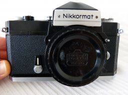boitier nikkormat ftn � a r�parer ou pour pces high tech image son photo camescope bouches-du-rh�ne