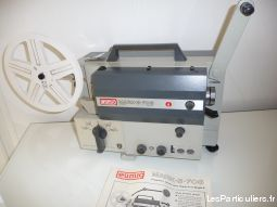 projecteur super 8 sonore eumig mark s 706 high tech image son photo camescope nord