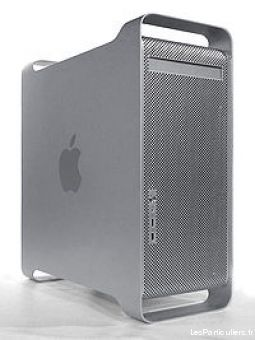 mac g5 2x2 ghz high tech image son informatique haute-savoie