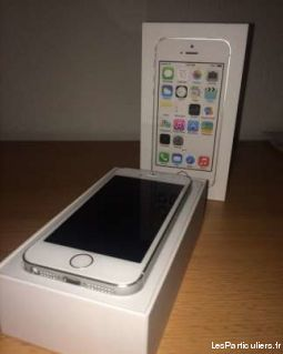 iphone 5s gris sid�ral 16gb high tech image son telephonie paris