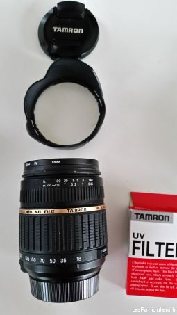 objectil m / nikon 18 / 200mm macro high tech image son hifi son finist�re