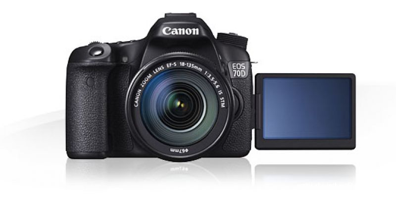 reflex canon eos 70d high tech image son photo camescope indre-et-loire