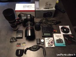 canon 5dmarkiii +objectifs s�rie l high tech image son photo camescope somme