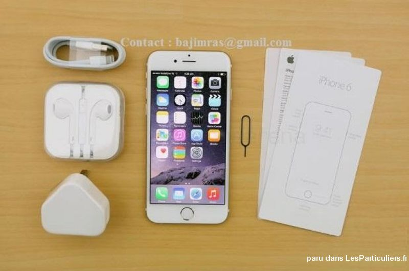iphone 6 plus 128gb tout opérateur high tech image son telephonie guyane