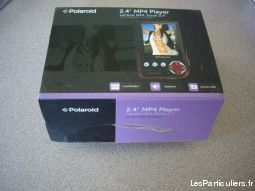 lecteur mp4 player 2. 4 polaroid- neuf high tech image son lecteur mp3 mp4 bas-rhin