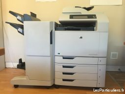 imprimante hp color laserjet cm6040f mfp high tech image son autres h�rault