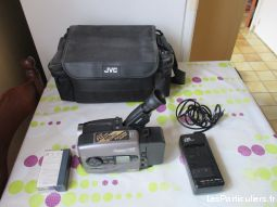 compact vhs camcorder jvc high tech image son photo camescope essonnes
