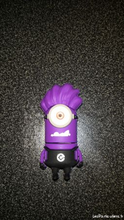 Cl� USB 32G Minion violet