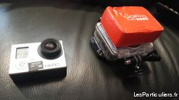 go pro hero 3 + protection high tech image son photo camescope hauts-de-seine