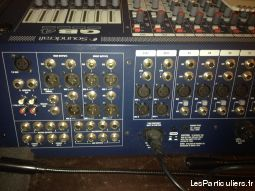 Console de mixage soundcraft GB4