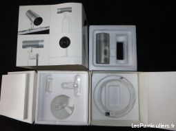 webcam apple isight en firewire high tech image son informatique val-de-marne