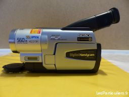 cam�scope sony dcr trv 130 digital 8  high tech image son photo camescope essonnes