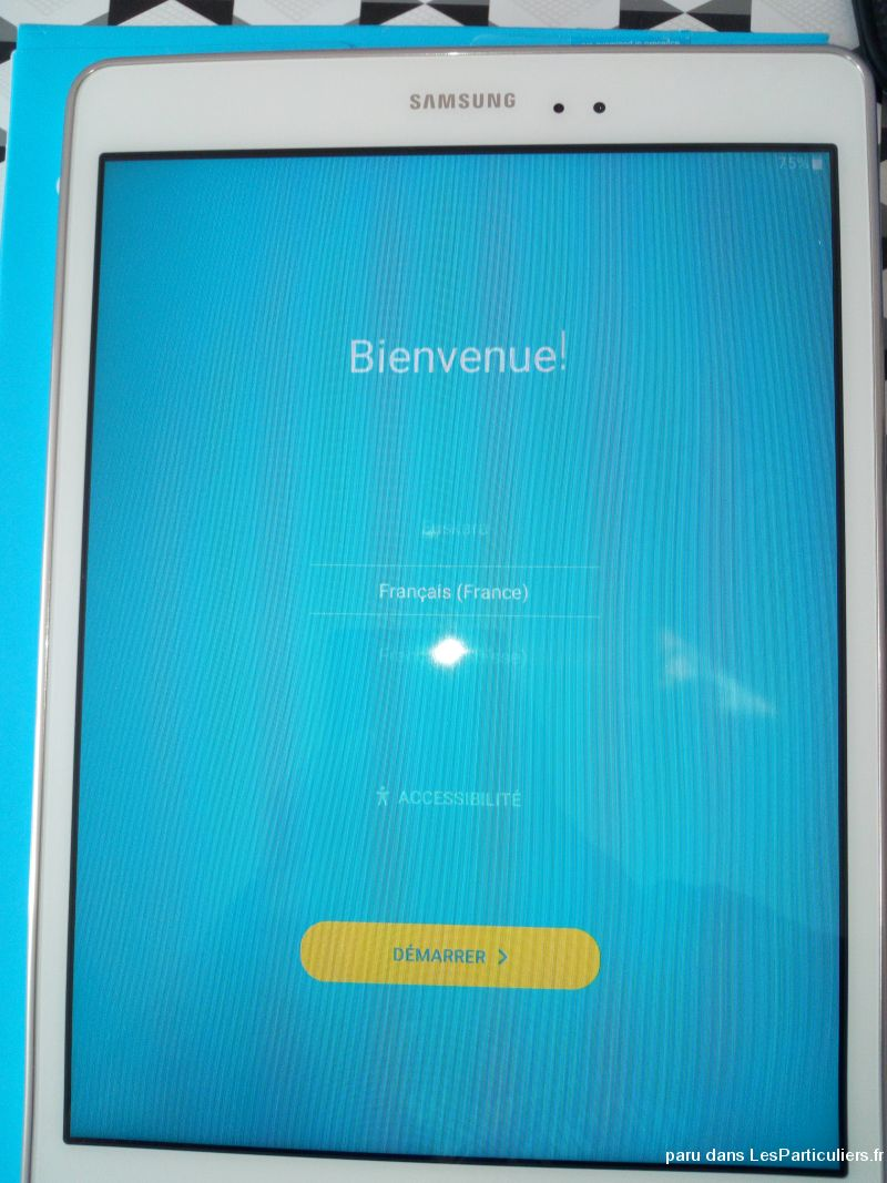 samsung galaxy tab a 32g 9.7p high tech image son informatique hauts-de-seine