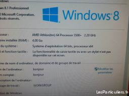 PC  FIXE DELL  4 GO RAM