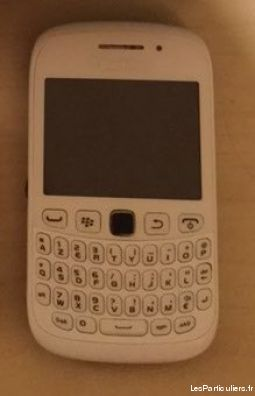 blackberry curve 9320 high tech image son telephonie haute-garonne
