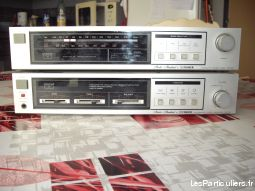 ampli fisher ca-30 + tuner high tech image son hifi son vend�e