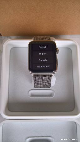 apple watch 42 mm �dition limited high tech image son telephonie pyr�n�es-atlantiques