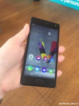 wiko ufeel lite high tech image son telephonie moselle