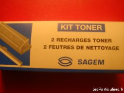 kit toner sagem high tech image son informatique moselle