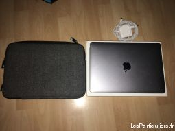 macbook - mjy32f / a - 12 rétina - 8go de ram 2015 high tech image son informatique seine-et-marne