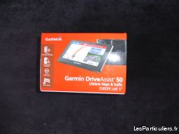 vend gps garmin driveassist 50 lmt high tech image son gps alpes-maritimes